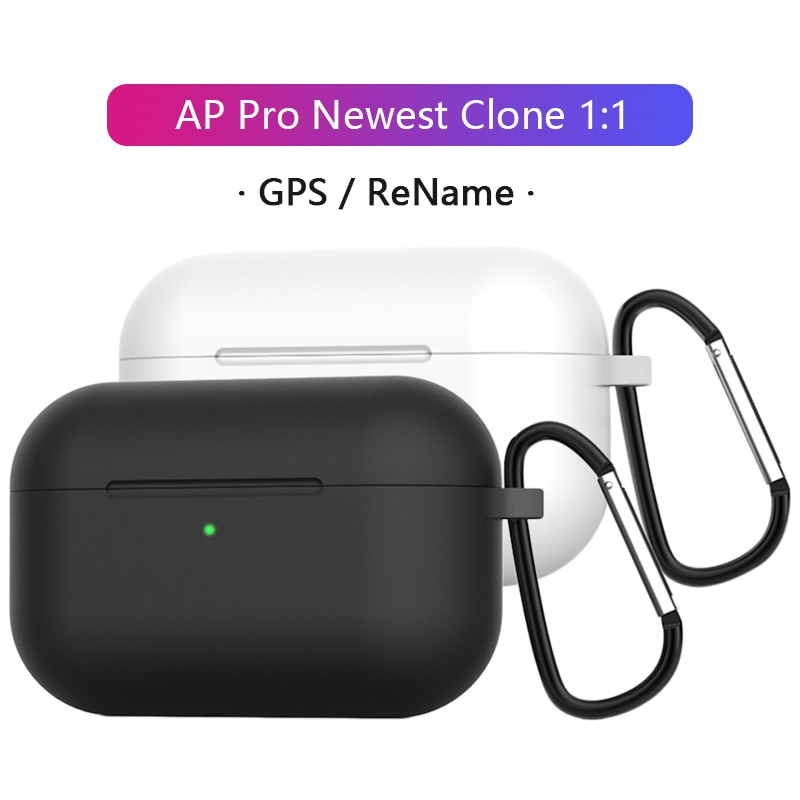 Auricular inalámbrico AP Pro Bluetooth réplica de Air 3 Pro 11 tamaño Airpoder auriculares con SensorName inteligente y no i500