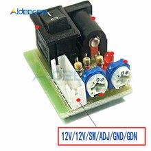 DC 12V Mini CCFL onduleur testeur LCD TV ordinateur portable écran réparation rétro-éclairage lampe Test interrupteur à bascule Test LCD onduleur LCD Tube Module