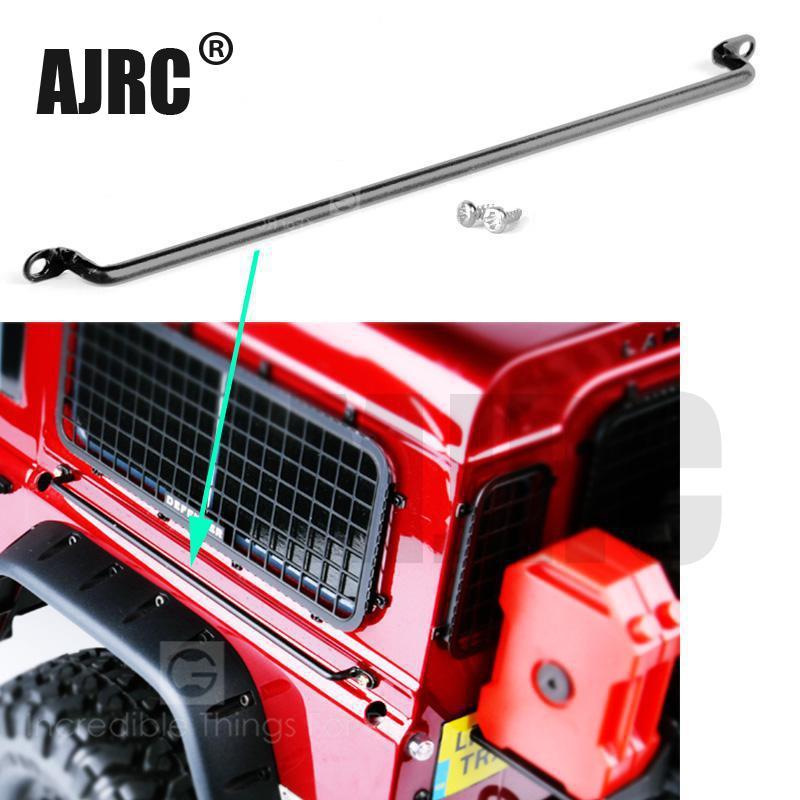 AliExpress - 1/10 Rc Rock Crawler Truck Traxxas Trx4 CC01 D90 D110 AXIAL SCX10II 90046 RR10 90053 TACTICAL UNIT 1/10 Car Shell Metal Handrail