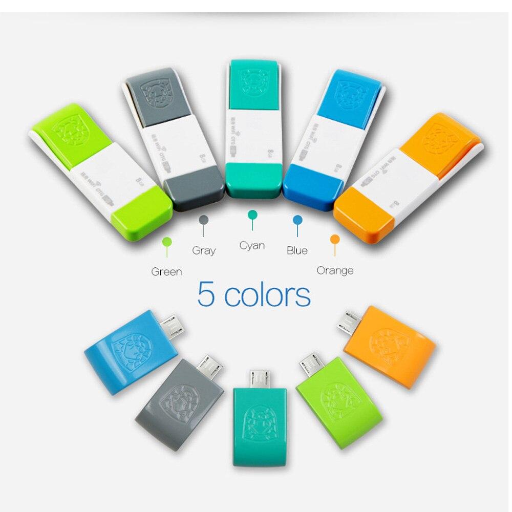 CHANEVE 150Mbps 2,4 GHz tarjeta de red inalámbrica 802.11N adaptador USB inalámbrico U Disk WiFi Dongle con teléfono móvil OTG U Disk