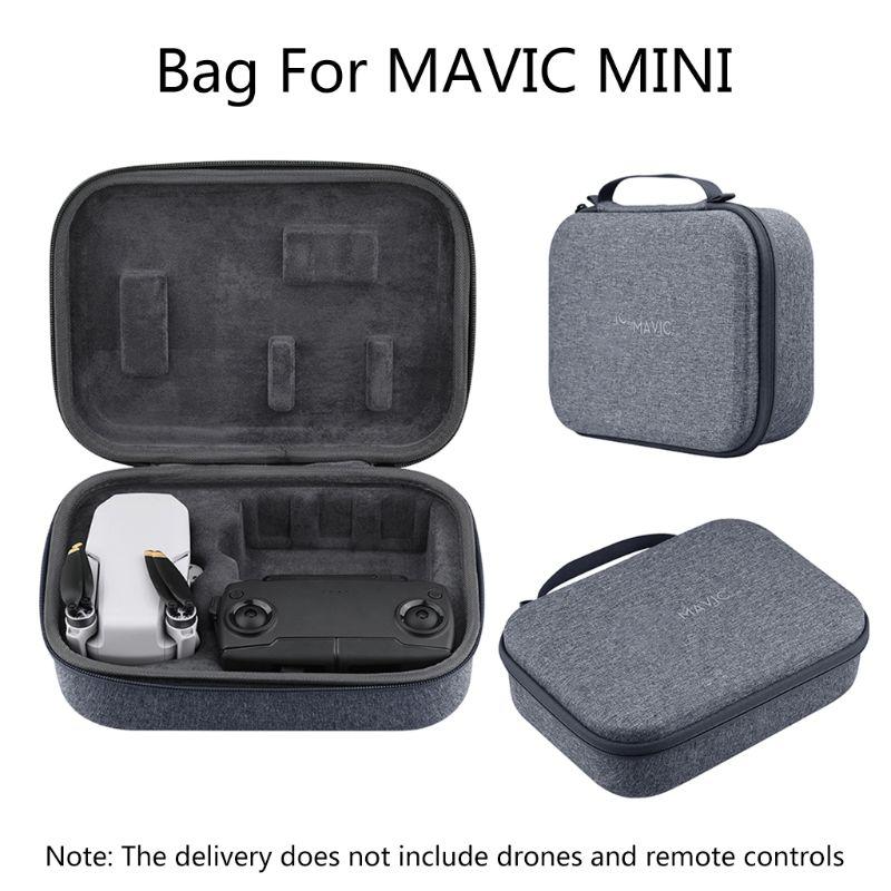 Portable Carrying Case Waterproof Handbag Storage Hardshell Box for D-JI Mavic Mini Drone Accessory
