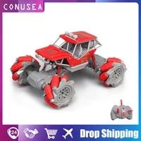 conusea 112 rc car 4wd stunt cars 2 4g radio control toys buggy drift high speed trucks off road trucks toys for boys children