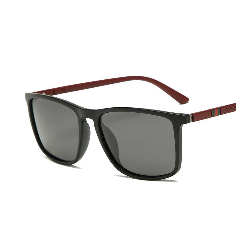 Модные искусственные мужские солнцезащитные очки, дизайнерские Новые поляризационные солнцезащитные очки, мужские солнцезащитные очки