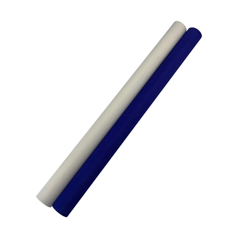 NooNRoo Straight EVA Grips Black colour DIY fishing rod Components Repair fishing rod 2PCS
