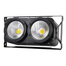 200W COB light Warm white / cool white / 2in1 optional 200w cob aluminum par light