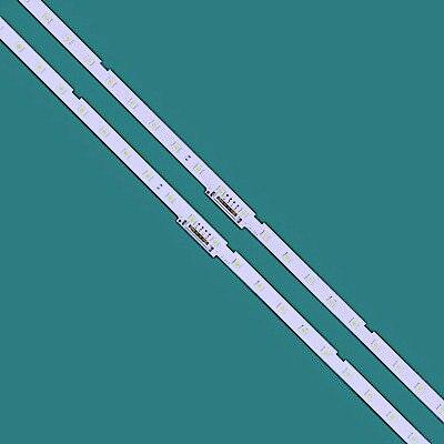 LED backlight strip(2)for UE65NU7020 UE65NU6070 UE65NU7100 UN65NU7100 UE65NU7200 UN65RU7300 UN65NU73
