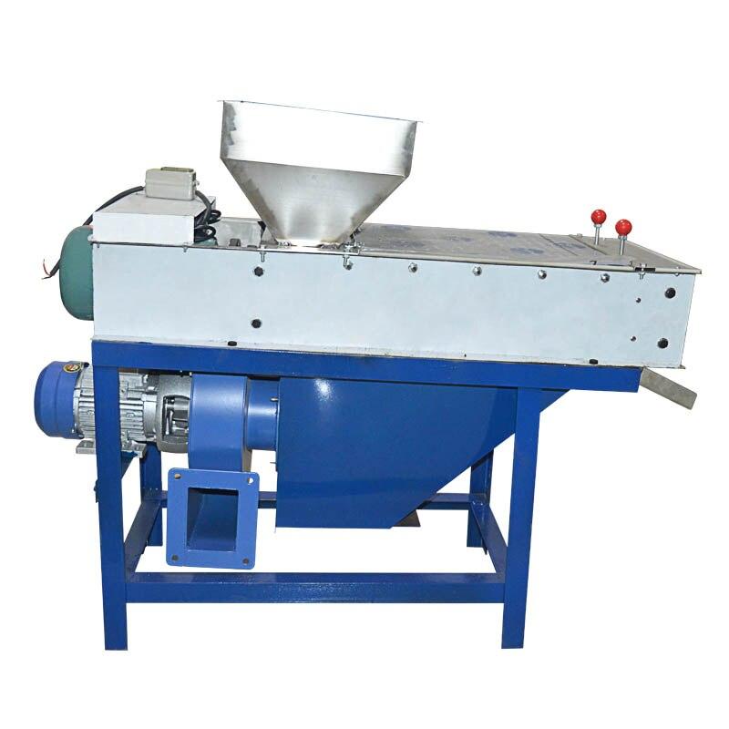 Comercial máquina peladora de maní nuez seca la piel forma pelador de cacahuetes Peeling seco máquina de 220v380v 1pc