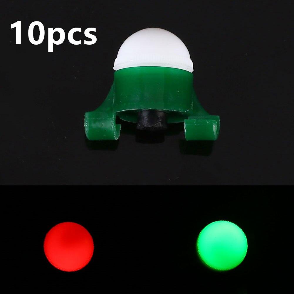 Укус сигнализация свет светодиод светодиод рыбалка электроника аксессуары принадлежности наконечник оповещение звонок инструменты зажим рыба искатель ночь индикатор снасти
