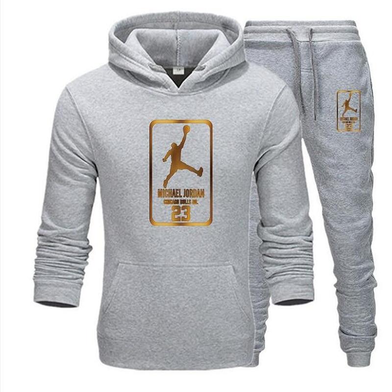2020 Новая мужская Толстовка Jordan 23 джерси мужской спортивный костюм для бега мужские спортивные костюмы мужская повседневная одежда 3XL пулов...