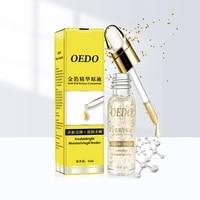 24k gold anti aging collagen face serum hyaluronic acid moisturizing shrink pore anti wrinkle whitening facial skin care essence