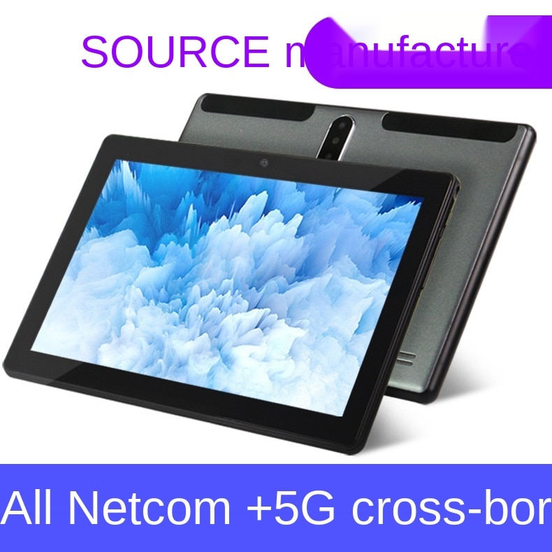 8 inch smart 4g tablet wholesale full Netcom WiFi Android HD screen tabletOEM customization