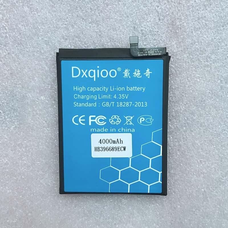 4000mah batterie für Huawei Mate 9 Y7 Prime Y7 2017 Mate9 Pro Ehre 8C Y9 2018 Version Genießen 7 plus HB396689ECW