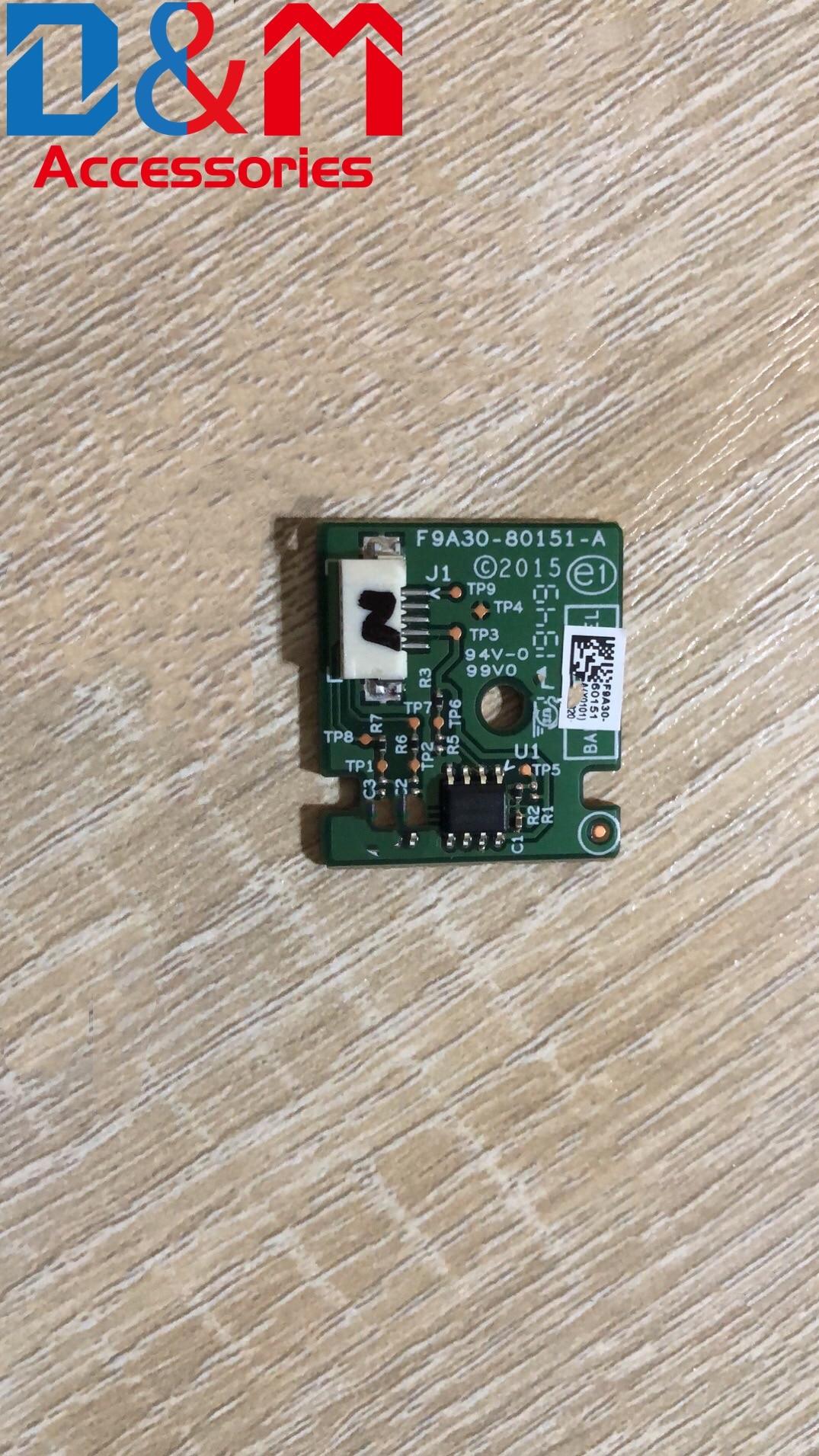 Placa de Controle F9a30-80151 para hp Original Polegada Designjet T730 T830 Pequeno Plotador Placa Peças 1 Pçs 36