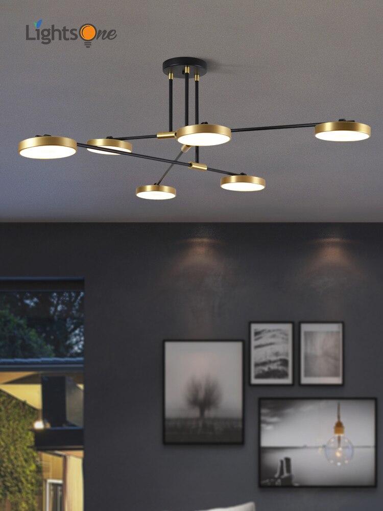 الشمال ضوء الفاخرة مصباح لغرفة المعيشة الإبداعية شخصية فندق فيلا مطعم الثريات الدورية