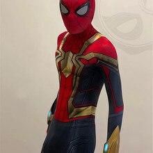 Halloween Adults Kids No Way Home Suit Superhero Cosplay Costume Full Bodysuit Zentai Second Skin Suit Men Party Jumpsuit