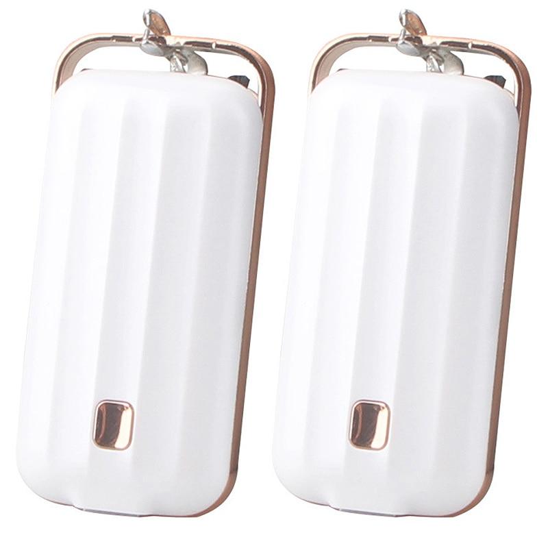 قلادة لتنقية الهواء ، المنزل الرقبة معلقة نوع المحمولة سيارة الأكسجين بار سلبية ايون لتنقية الهواء (2 قطعة)