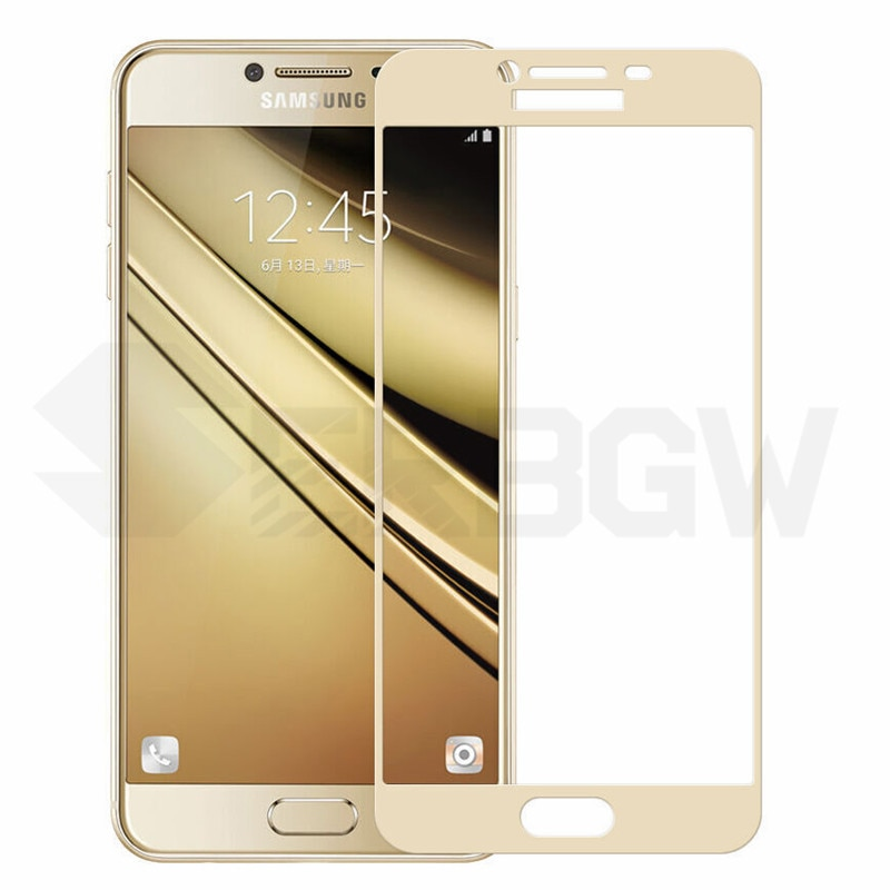 9D Protection Glass on For Samsung Galaxy A3 A5 A7 J3 J5 J7 2016 2017 Screen Protector For Samsung S