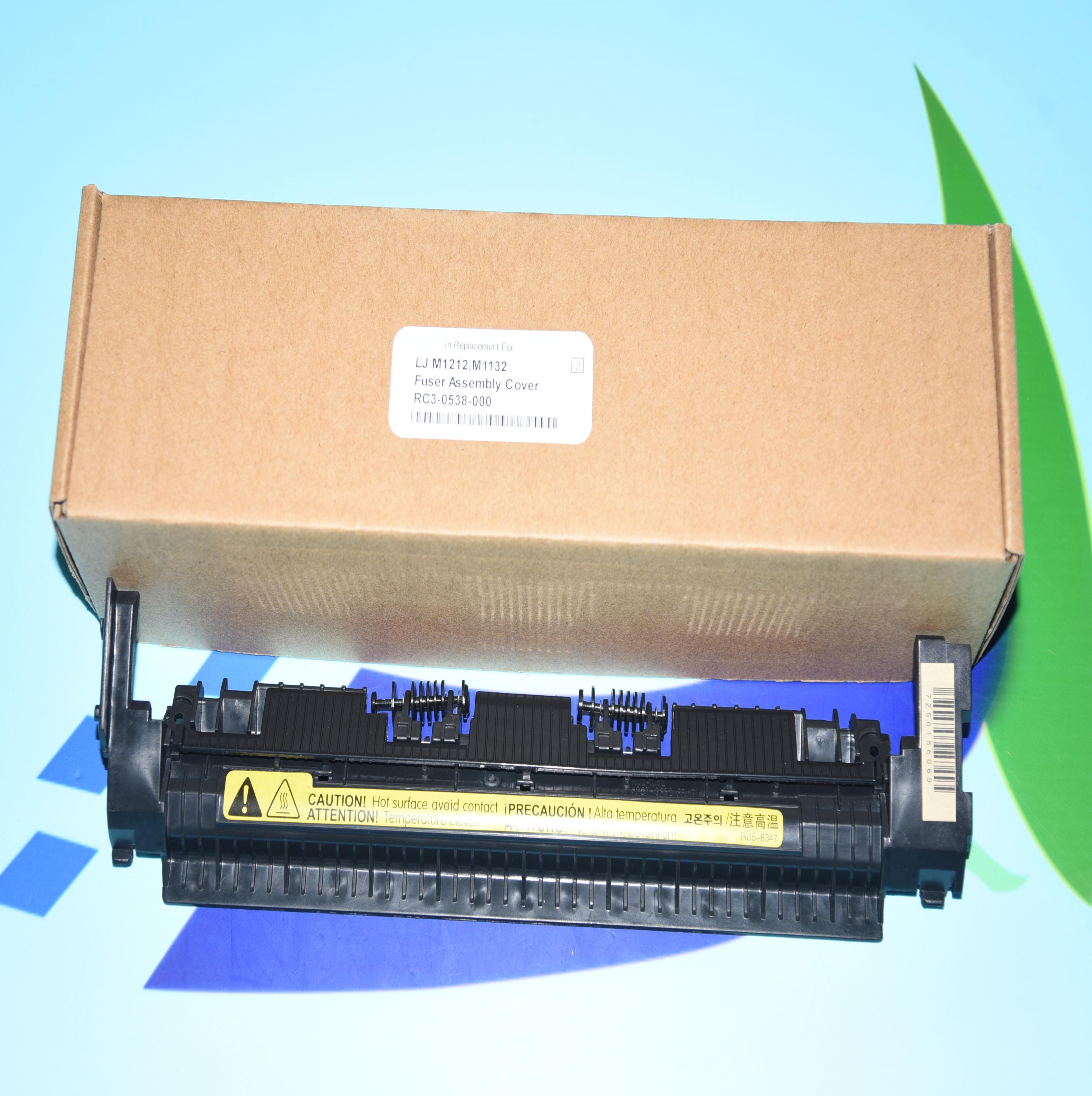 Conjunto de Fusor para hp Nova Tampa M1132 M125 M127 P1102 P1108 P1005 M100 P1006 1010 1020 1022 3030 3055 1319 2pcs M1212 Rc3-0538
