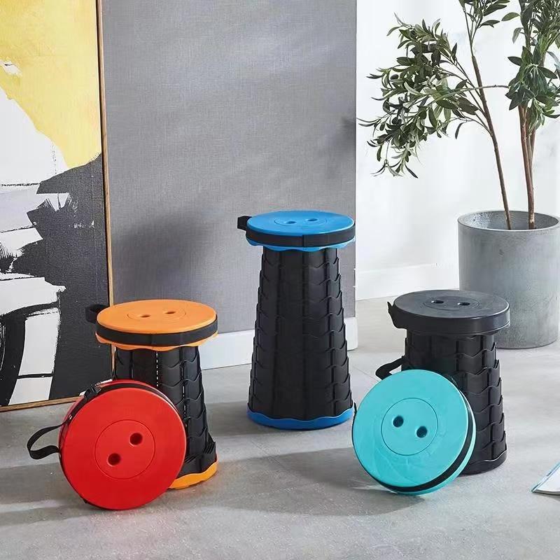 Ottstool-كرسي قابل للطي مع مسند للقدمين ، أثاث حمام ، مطبخ ، مدخل حديقة كبار السن
