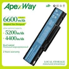 Apexway 6 zellen 11,1 v Laptop Batterie für Acer AS09A31 AS09A41 AS09A71 für eMachines E725 E525 E525 E725 für Aspire 5732Z