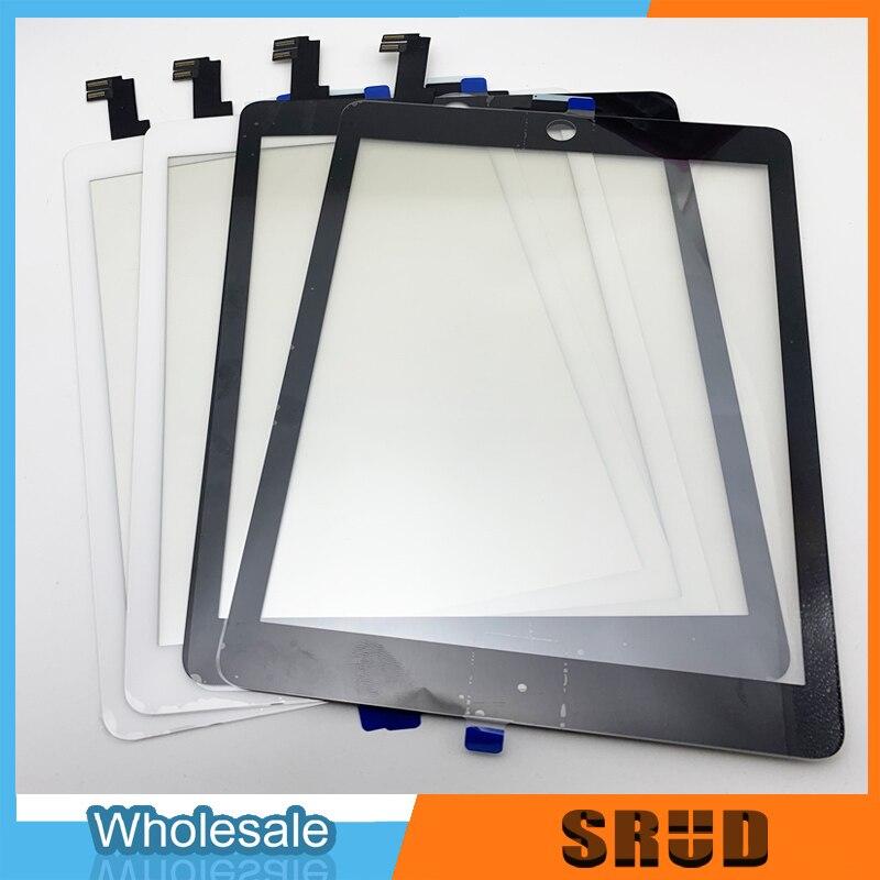 شاشة لمس LCD بديلة ، 9.7 بوصة ، لجهاز iPad 6 A1566 A1567 ، 10 قطعة