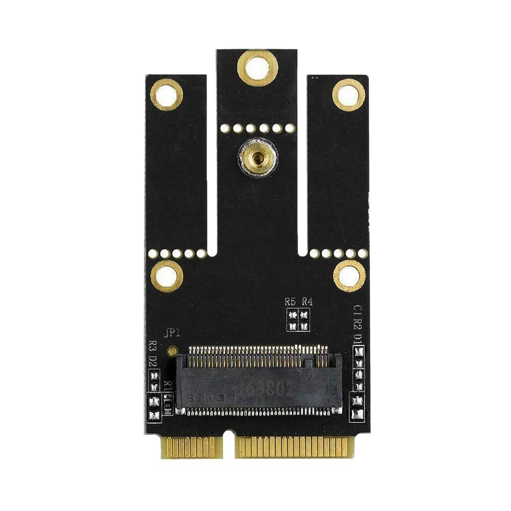 M.2 ngff para mini adaptador conversor pci-e para m.2 wifi wlan bluetooth cartão ax200 9260 8265 8260 para portátil