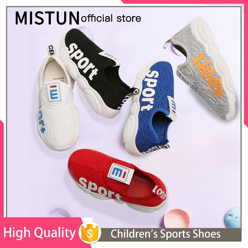 Children's sports shoes 2021 new mesh breathable soft-soled net shoes for boys and children white sh