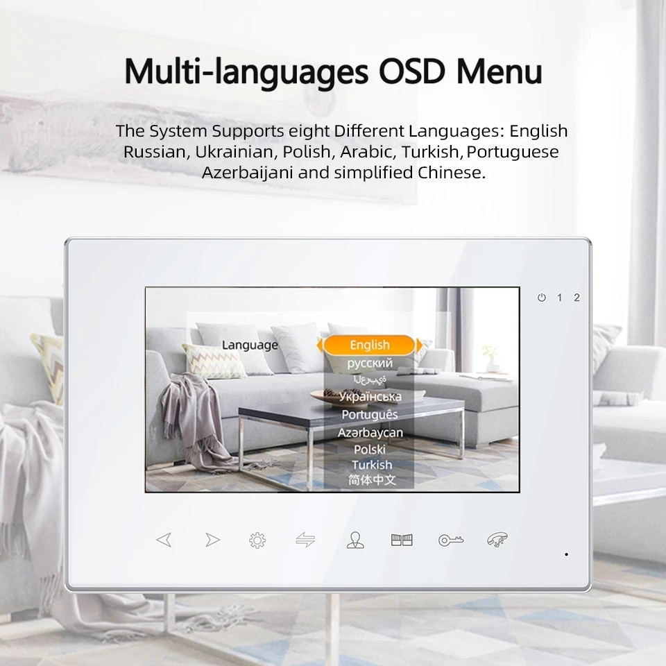 Smart Home 960P HD 7