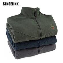 Men Jacket 2021 Winter Outwear Thick Warm Fleece Jacket Parkas Coat Men Spring Casual Streetwear Tac
