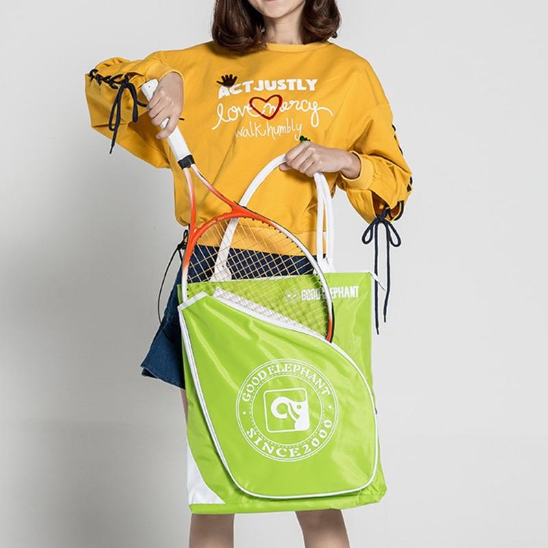 Водонепроницаемая теннисная сумка для мужчин и женщин, спортивный рюкзак для бадминтона и тенниса, аксессуары и оборудование для бадминтон...