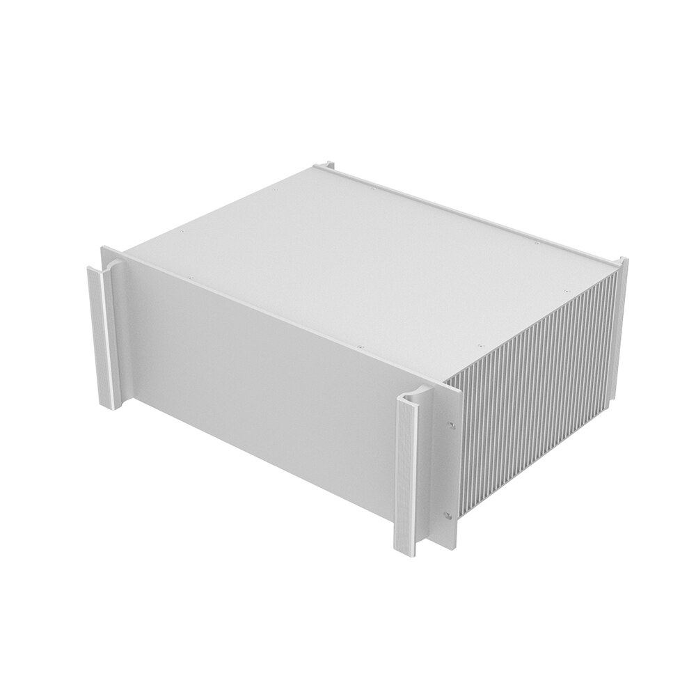 YONGU C20A 4U Rackmount خادم قضية PI الدعم الصناعي ATX MB لتقوم بها بنفسك هيكل الخادم