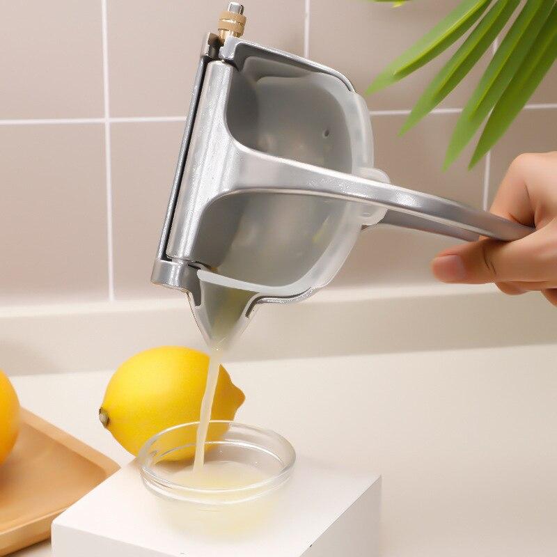 Household Juicer Small Juicer Squeezed Lemon Juicer Squeezed Fruit Machine Lemon Clip Artifact Juicer