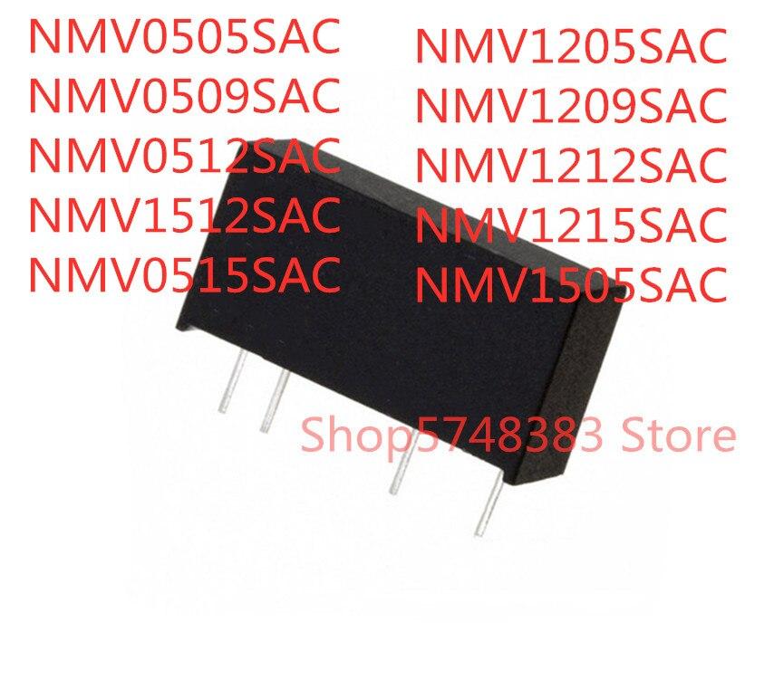 10PCS NMV0505SAC NMV0509SAC NMV0512SAC NMV1512SAC NMV0515SAC NMV1205SAC NMV1209SAC NMV1212SAC NMV1215SAC NMV1505SAC