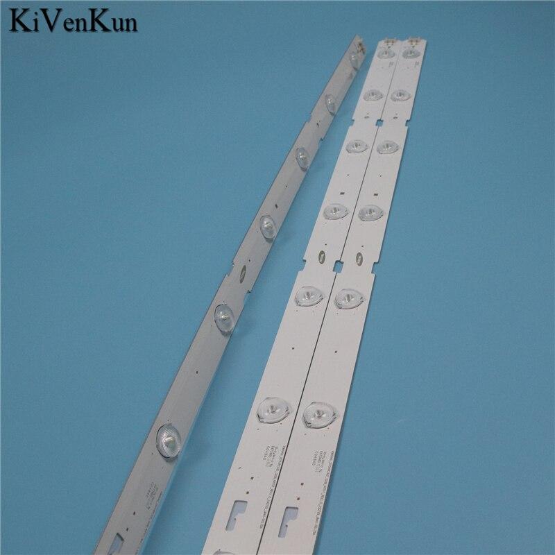 LED Backlight Strips For Samsung_2015ARC320_3228_ART07_REV1.0_150725_LM41-00175A HD TV Bars Bands ZQT60600-AA Rulers ZPZ60600-AA