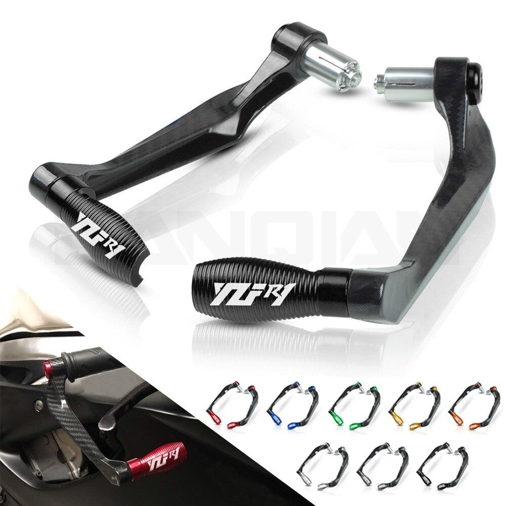 Para Yamaha YZF R1 Motocicleta Alavancas de Freio de Embreagem Guarda Protetor YZFR1 R1M R1S 2006 2007 2008 2009 2010 2011 2012 2013 2014 2015