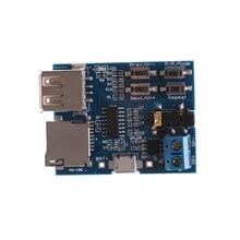 Carte TF U disque MP3 Format décodeur carte aamplificateur décodage Module lecteur Audio