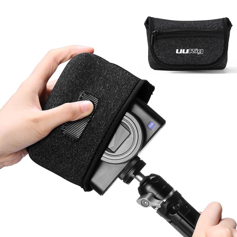 Сумка для переноски для камеры Vlog Sony RX100 VII Canon G7X Mark III Mirrowless SLR Аксессуары для камеры