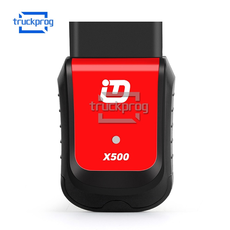 XTUNER X500 OBD2 Scanner ABS Battery DPF EPB SRS TPMS IMMO Key Reset for Andriod Better than Vpecker Car Diagnostic Tool