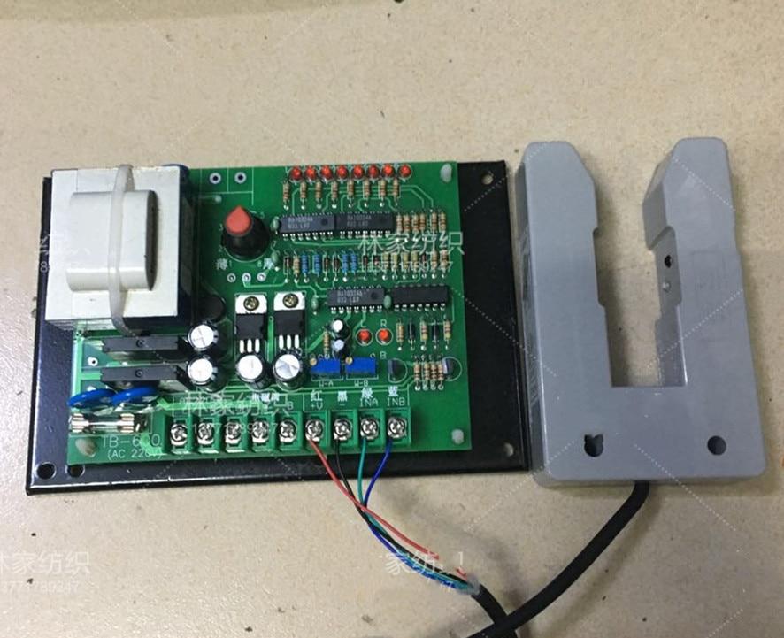 TB-600A الجانب الآخر تحكم 220 فولت تصحيح تحكم TB-600A توسيط لوحة تحكم TB-600A تصحيح تحكم التحقيق