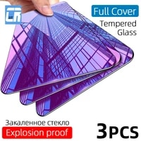 anti blue light tempered glass for samsung galaxy s10 lite a30 a50 a10 a70 a72 a52 a71 a51 a21s m20 m30 m31 m21 screen protector