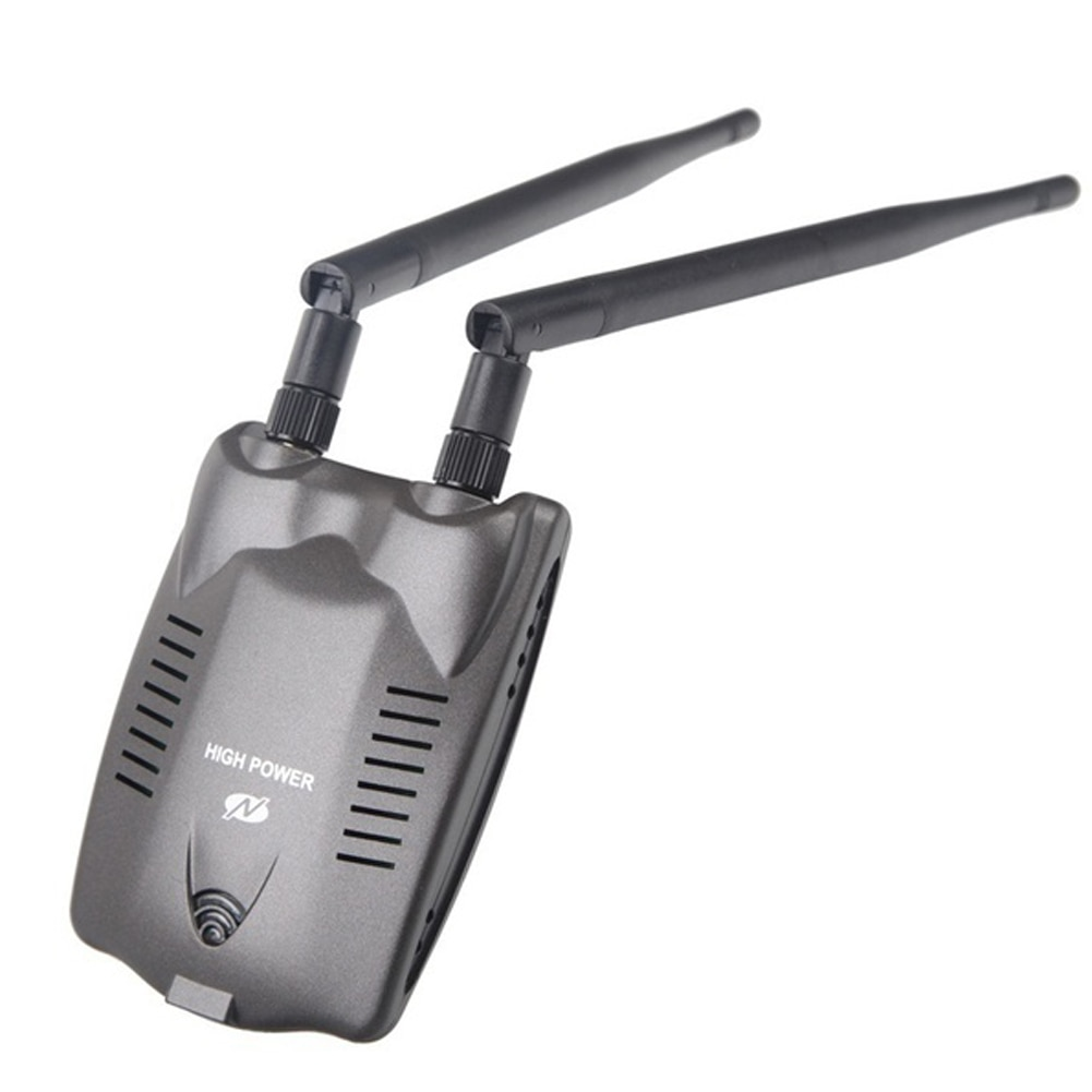 Durable inalámbrico libre de Internet Dual Wifi antena WIFI receptor de largo alcance 400m estable Ralink 3070 Chipset adaptador wifi usb