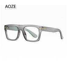 Blue Light Glasses PC Frame&Resin Lens Anti Blue Light Blocking Radiation Sunglasses Unisex Trend Cl