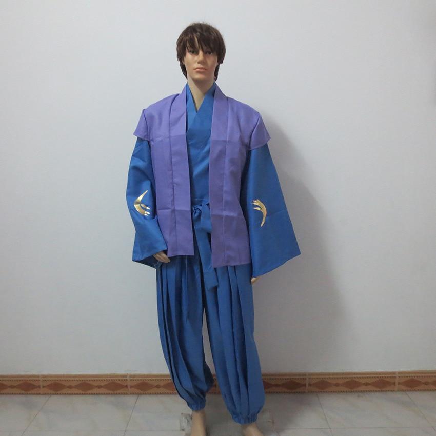 Atuendo uniforme de Halloween para fiesta de Navidad Cosplay Naraku