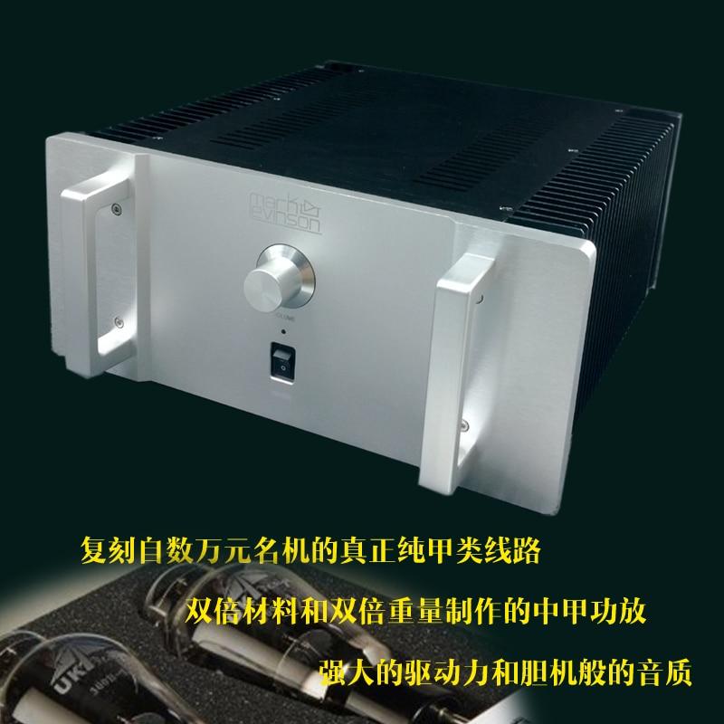 WEILIANG الصوت استنساخ الكلاسيكية مارك ليفينسون ML2 JC3 مكبر كهربائي فئة 25 واط