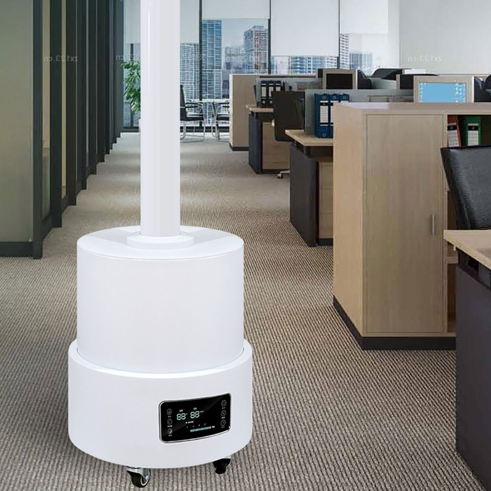 Air Humidifier 13L Intelligent Constant Humidity 3000ml/h Mist Output Protable Uiversal Wheel For Home Supermarket School Office