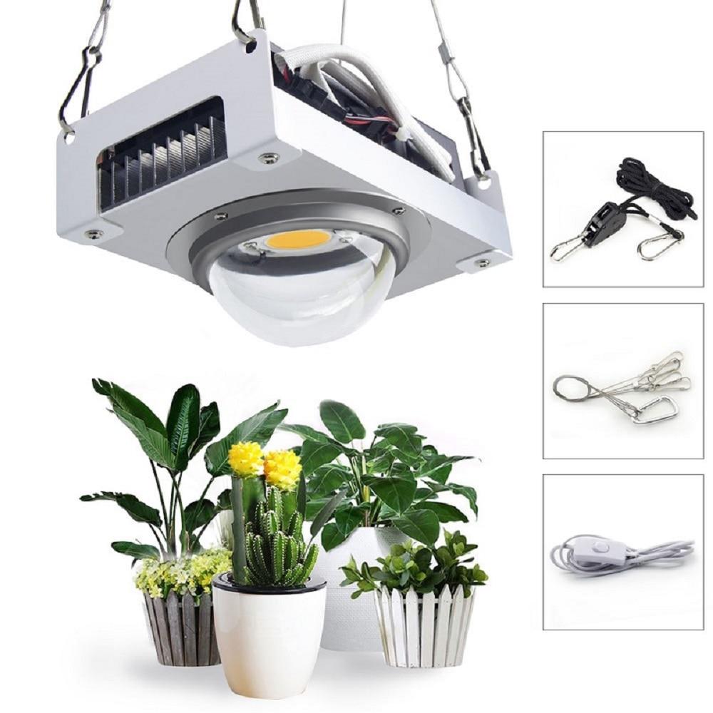 CREE COB CXB3590 CXB 3590 светодиодный светильник для выращивания 3000k 3500k 5000K полный спектр светодиодный светильник для выращивания растений в помещен...
