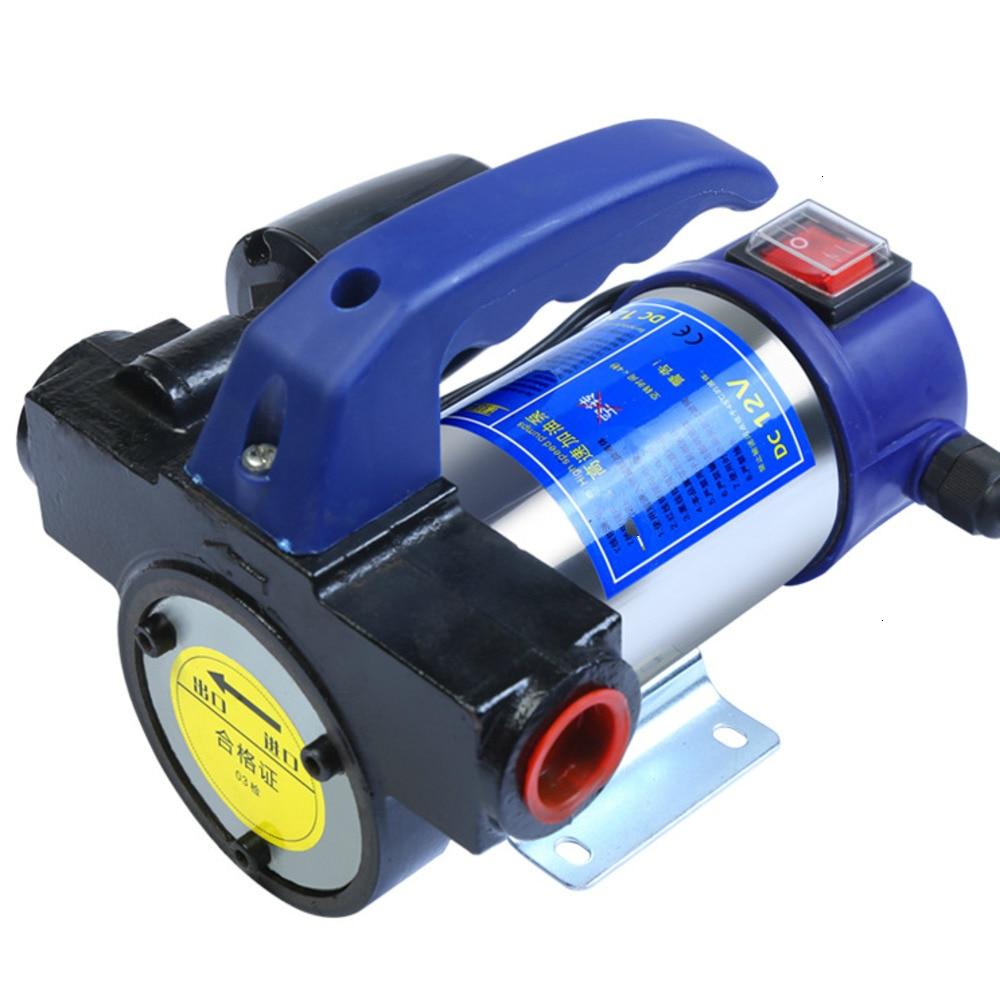 مضخة وقود كيروسين كهربائية محمولة 12 فولت ، 24 فولت ، 220 فولت ، فتيلة ذاتية مع مفتاح ضغط ، مضخة أوتوماتيكية