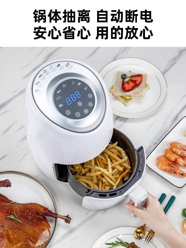 Freidora de aire a presión para horno, horno comercial eléctrico sin aceite,...
