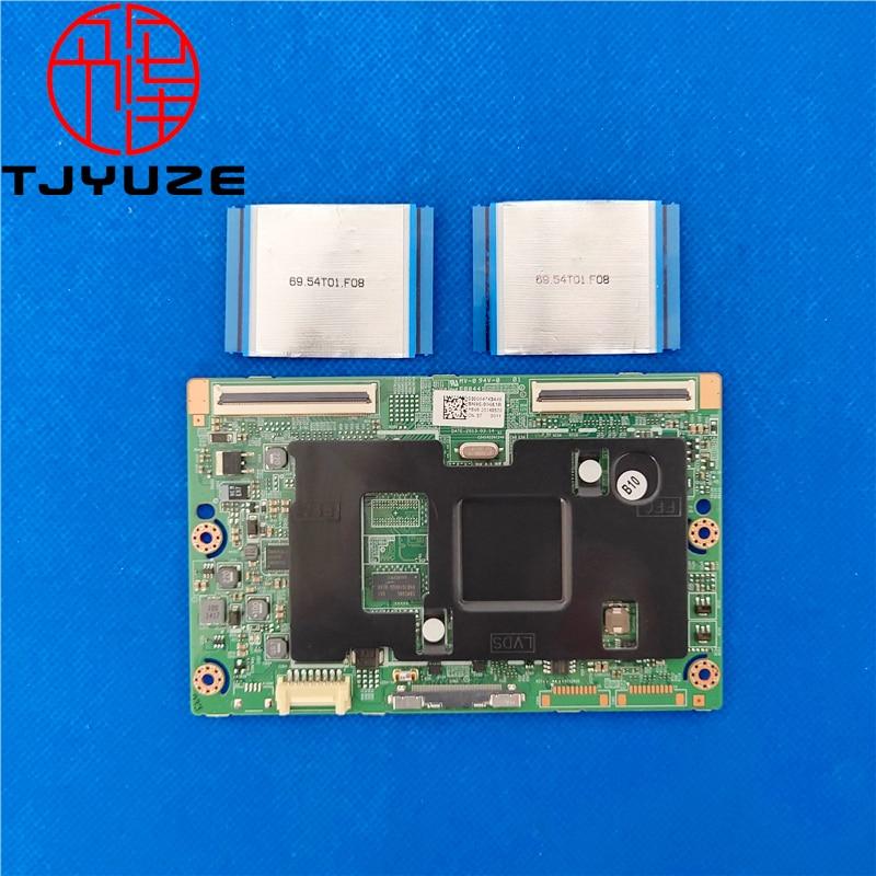 New for Samsung UE46F6400AW logic board LSF460HJ02 BN95-00861A BN95-00861B UN46F6300AFXZA T-CON LVDS board UN46F6300AF UN46F6300 недорого