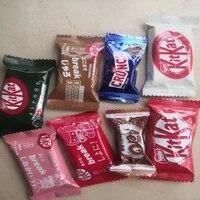 april du japanese kit kat 5mix flavor